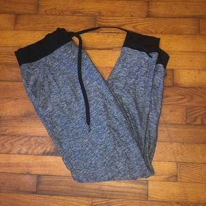 PINk Ultimate Jogger Pants Heather Gray M